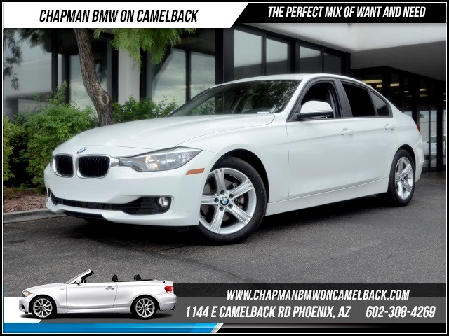2013 BMW 3-Series Sdn 328i 26208 miles 1144 E Camelback Rd October CPO Sales EventFree Maint