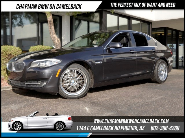 2011 BMW 5-Series 528i 46905 miles 1144 E Camelback rd 6023852286 Financing rates sta