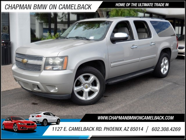 2007 Chevrolet Suburban LTZ 1500 115516 miles 1127 E Camelback BUY WITH CONFIDENCE Chapm