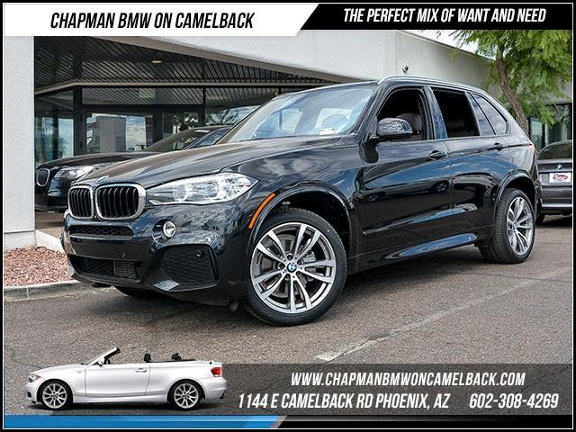 2015 BMW X5 xDrive35d MsptPremLux Seat Pkg 32614 miles 1144 E Camelback Rd 6023852286 Ce