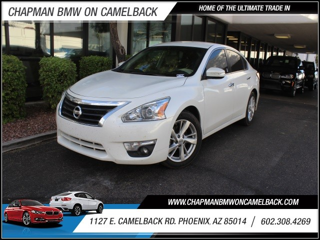 2013 Nissan Altima 25 SL 28403 miles 602 385-2286 1127 E Camelback HOME OF THE ULTIMATE TRA