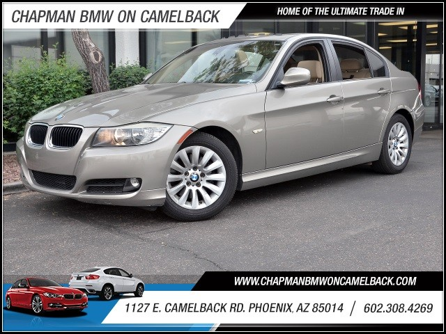 2009 BMW 3-Series Sdn 328i 89522 miles 602 385-2286 1127 E Camelback HOME OF THE ULTIMATE TR