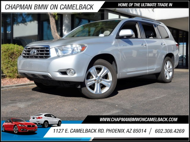2008 Toyota Highlander Limited 72265 miles 1127 E Camelback BUY WITH CONFIDENCE Chapman