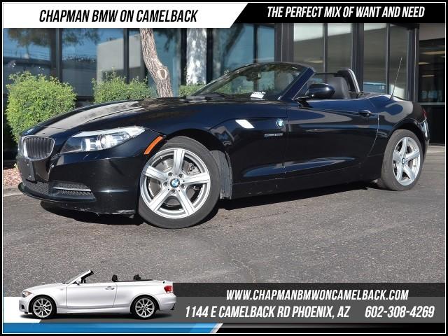 2013 BMW Z4 sDrive28i 37065 miles 1144 E Camelback RdChapman BMW on Camelbacks Certified Pre Ow
