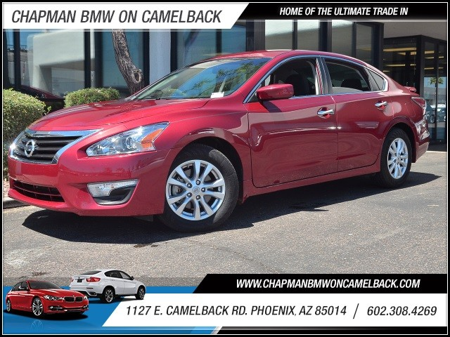 2015 Nissan Altima 25 S 14275 miles 602 385-2286 1127 E Camelback HOME OF THE ULTIMATE TRAD