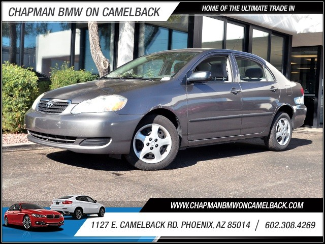 2007 Toyota Corolla CE 64323 miles 602 385-2286 1127 Camelback TAX SEASON IS HERE Buy the c