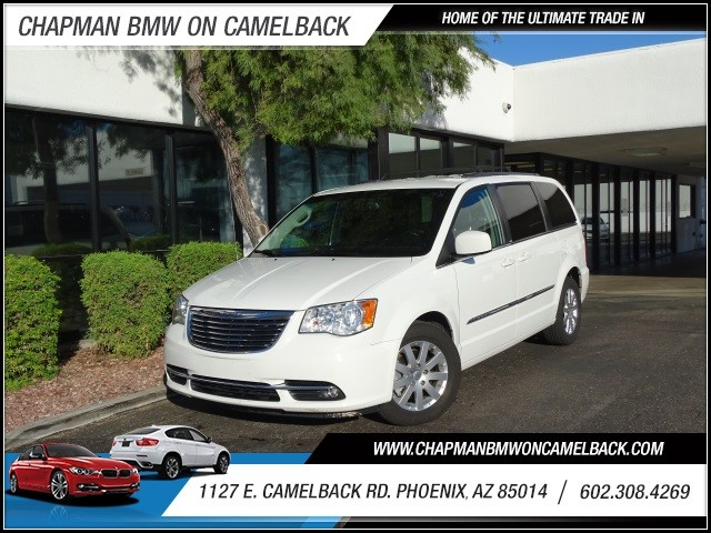 2013 Chrysler Town and Country Touring 63840 miles 602 385-2286 1127 E Camelback HOME OF THE