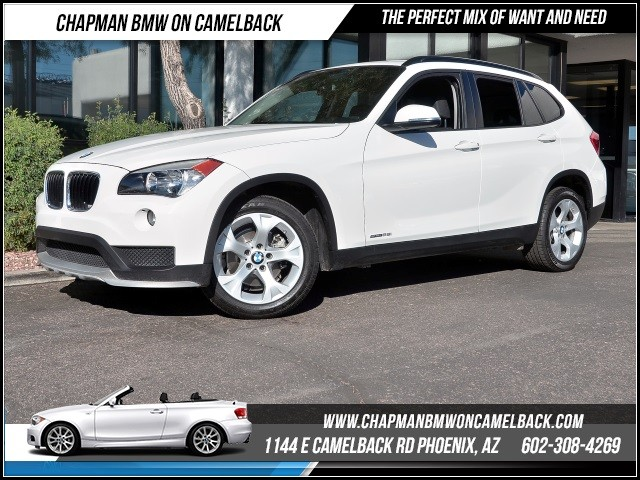 2015 BMW X1 sDrive28i 11326 miles 1144 E Camelback RdChapman BMW on Camelbacks Certified Pre Ow