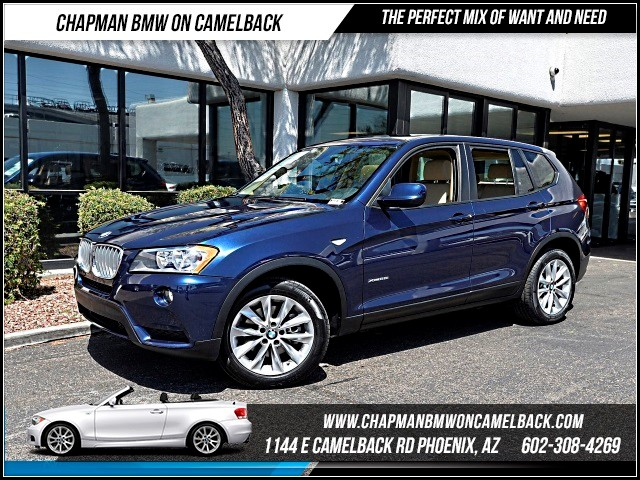 2014 BMW X3 xDrive28i 30699 miles 1144 E Camelback Rd 6023852286Why Buy New Sales Event on