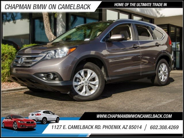 2013 Honda CR-V EX-L wNavi 56221 miles 1127 E Camelback BUY WITH CONFIDENCE Chapman BMW