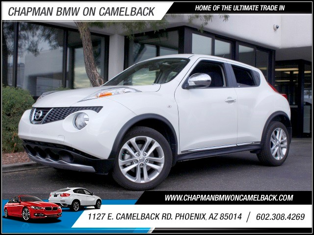 2014 Nissan JUKE SV 9197 miles 602 385-2286 1127 E Camelback HOME OF THE ULTIMATE TRADE IN