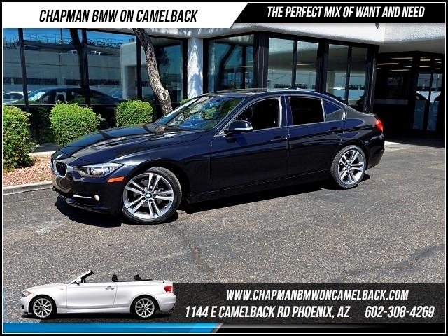 2012 BMW 3-Series Sdn 328i Sport Line Premium Pkg 52864 miles Sport Line Premium Package Wirele