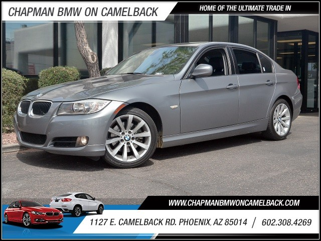 2011 BMW 3-Series Sdn 328i 58638 miles 602 385-2286 1127 E Camelback HOME OF THE ULTIMATE TR
