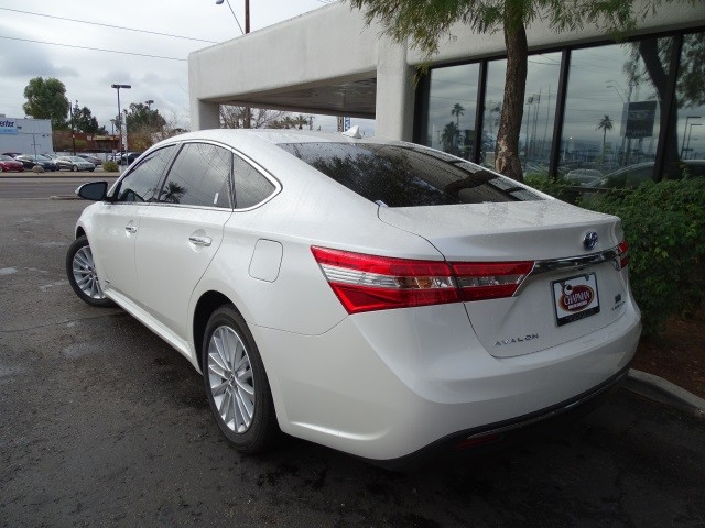 2014 toyota avalon hybrid limited cars and vehicles phoenix az. Black Bedroom Furniture Sets. Home Design Ideas