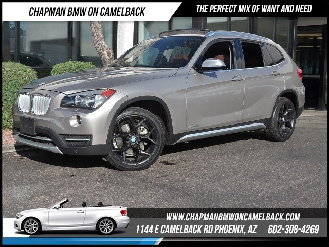 2014 BMW X1 sDrive28i 37510 miles 1144 E Camelback Rd 6023852286Drive for a cure Event onl