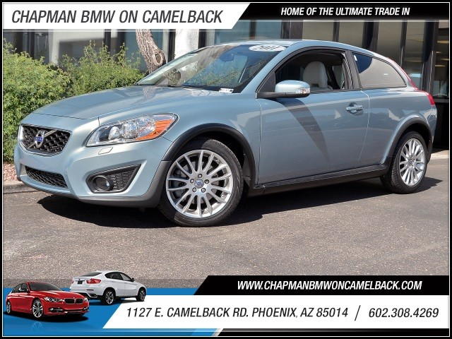 2011 Volvo C30 T5 44933 miles 602 385-2286 1127 E Camelback HOME OF THE ULTIMATE TRADE IN