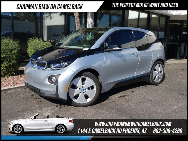 2015 BMW i3 Mega WorldParking Assist 6000 miles 1144 E Camelback RdChapman BMW on Camelbacks C