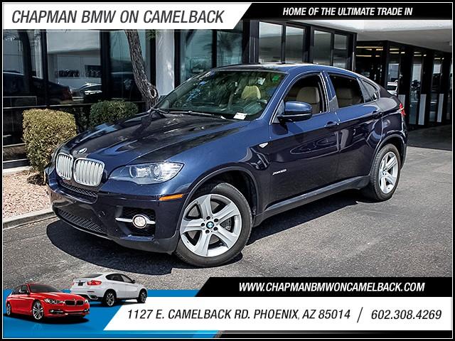 2011 BMW X6 xDrive50i Sav Nav Prem Sound 65219 miles 1144 E Camelback Rd 6023852286Drive f