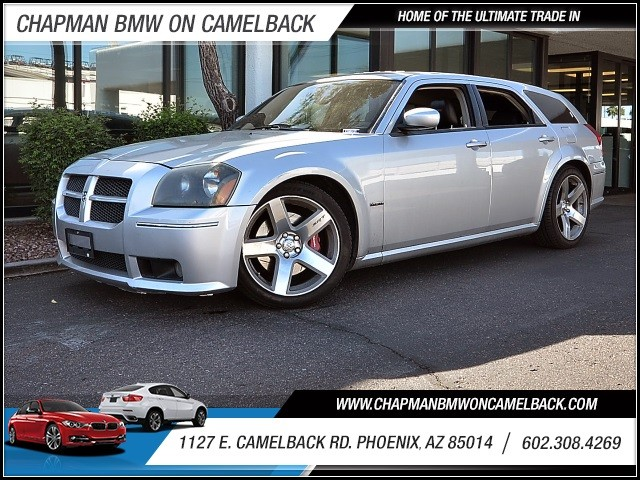 2006 Dodge Magnum SRT-8 73723 miles 602 385-2286 1127 E Camelback HOME OF THE ULTIMATE TRADE