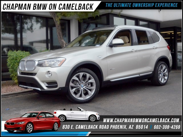 2016 Bmw X3 28d For Sale Stock X160675 Chapman Bmw On