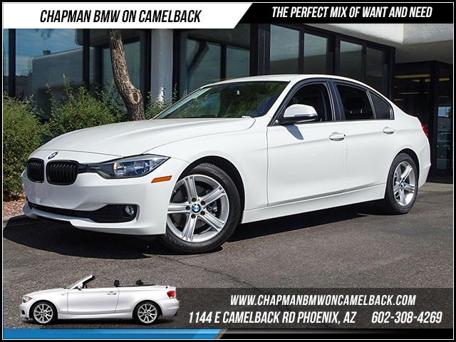 2015 BMW 3-Series Sdn 320i 12683 miles 1144 E Camelback Rd 6023852286Drive for a cure Even