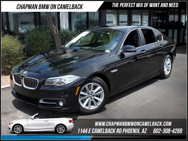 2015 BMW 5-Series 528i 11942 miles 1144 E Camelback Rd 6023852286Drive for a cure Event on