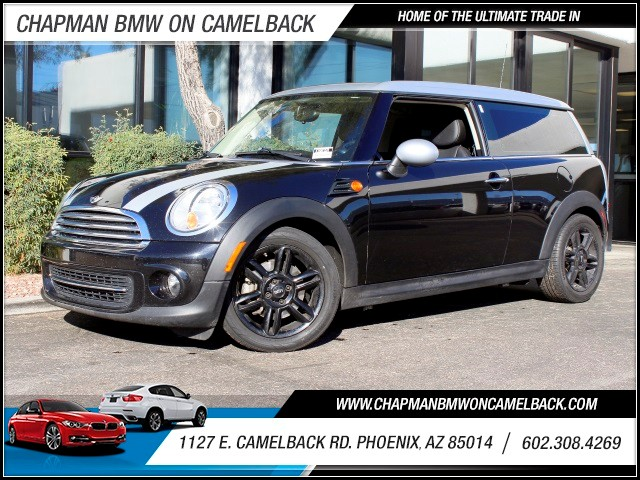 2012 MINI Cooper Clubman 48258 miles 602 385-2286 1127 Camelback TAX SEASON IS HERE Buy the