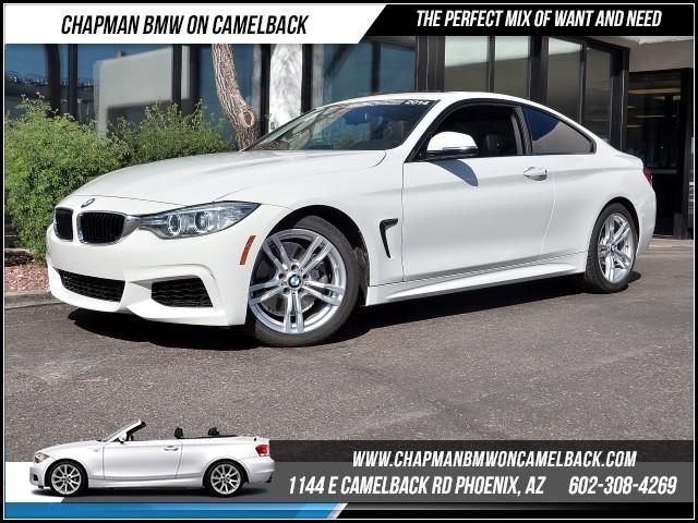 2014 BMW 4-Series 428i MsptPrem Pkg Nav 49946 miles 1144 E Camelback Rd 6023852286Chapman