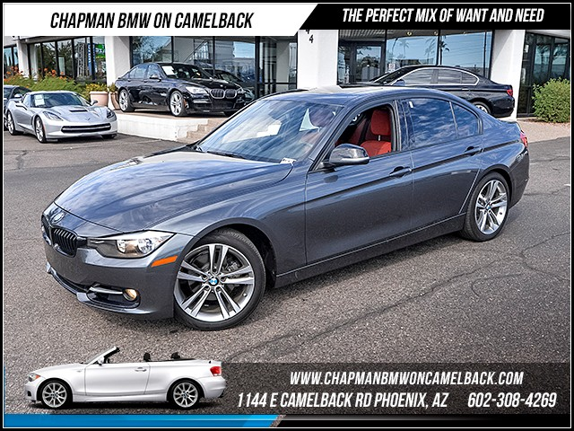 2013 BMW 3-Series Sdn 328i 27146 miles Sport Line Premium Package Satellite communications BMW