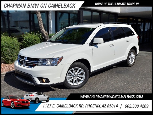 2014 Dodge Journey SXT 36049 miles 602 385-2286 1127 E Camelback HOME OF THE ULTIMATE TRADE
