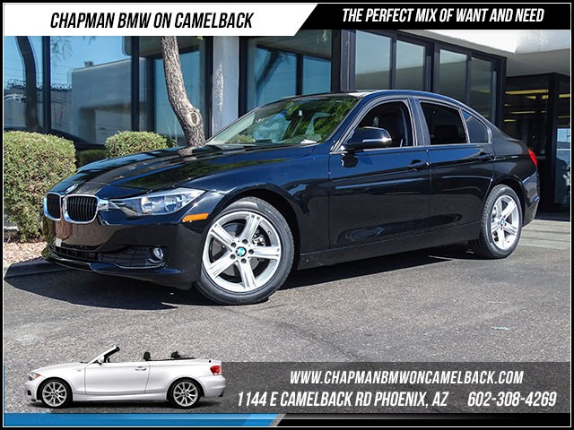 2013 BMW 3-Series Sdn 320i 34791 miles 1144 E Camelback Rd 6023852286Drive for a cure Even