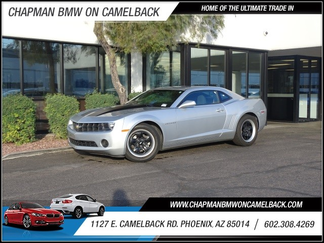 2013 Chevrolet Camaro LS 60865 miles 602 385-2286 1127 Camelback TAX SEASON IS HERE Buy the