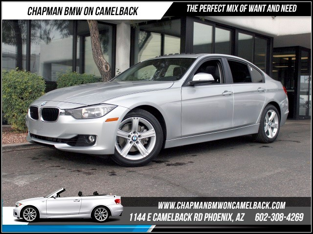 2013 BMW 3-Series Sdn 328i Prem Pkg 25981 miles 1144 E Camelback RdChapman BMW on Camelbacks Ce