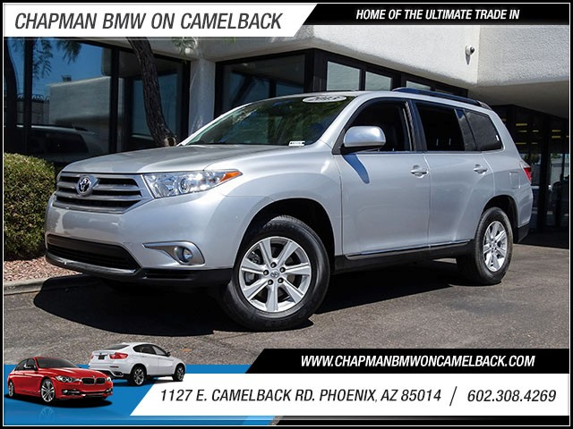 2013 Toyota Highlander SE 30885 miles Phone hands free Wireless data link Bluetooth Cruise cont