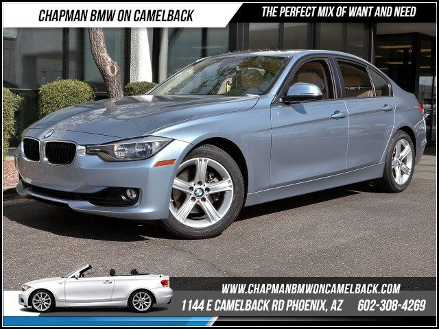 2014 BMW 3-Series Sdn 328i 23059 miles 1144 E Camelback Rd 6023852286Chapman BMW on Camelb