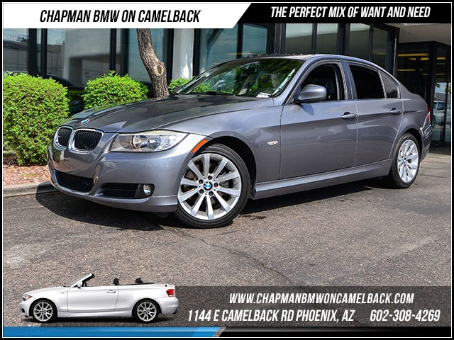 2011 BMW 3-Series Sdn 328i Value Pkg 36673 miles 1144 E Camelback Rd 6023852286Drive for a