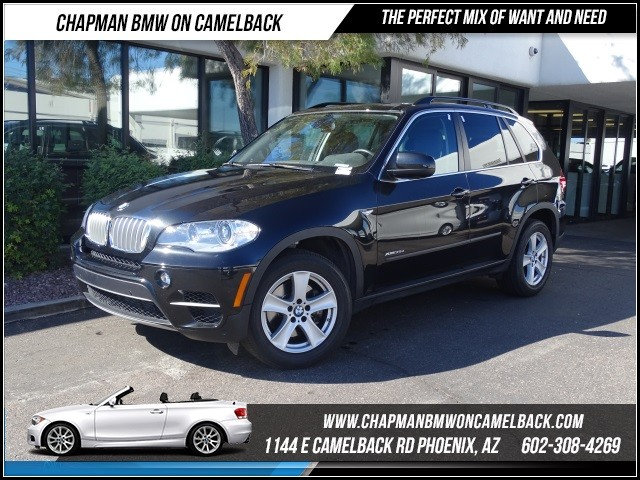 2013 BMW X5 xDrive35d 32610 miles Premium Package Heated front seats Satellite communications B