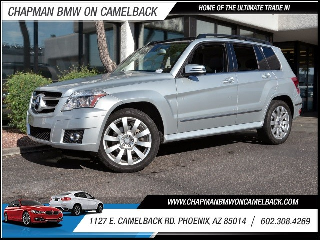 2012 Mercedes GLK-Class GLK350 24822 miles 602 385-2286 1127 E Camelback HOME OF THE ULTIMAT
