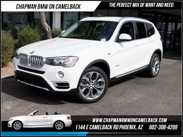 2016 BMW X3 xDrive28i Xline Driver Assist Na 1524 miles 1144 E Camelback Rd 6023852286Driv