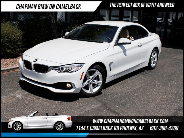 2015 BMW 4-Series Conv 428i 7322 miles 1144 E Camelback Rd 6023852286Drive for a cure Even