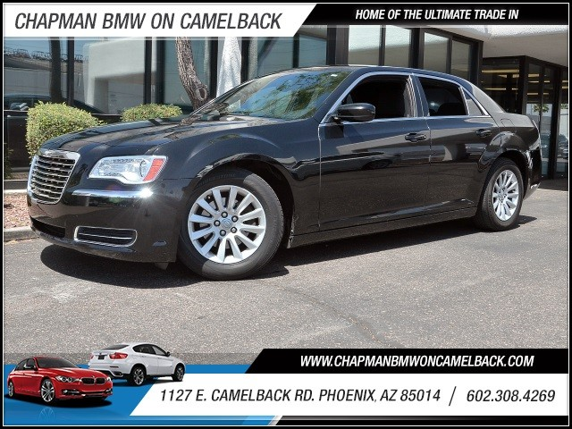 2012 Chrysler 300 88741 miles 602 385-2286 1127 E Camelback HOME OF THE ULTIMATE TRADE IN