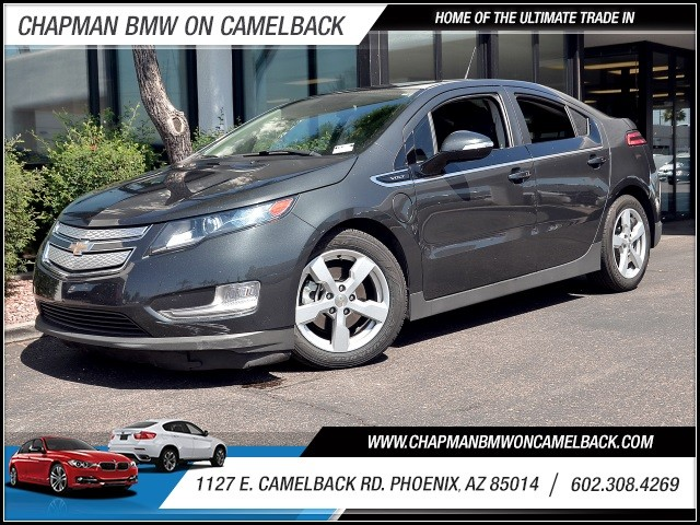 2014 Chevrolet Volt 40530 miles 602 385-2286 1127 E Camelback HOME OF THE ULTIMATE TRADE IN