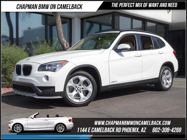 2015 BMW X1 sDrive28i Prem Pkg 7735 miles 1144 E Camelback Rd 6023852286Drive for a cure E