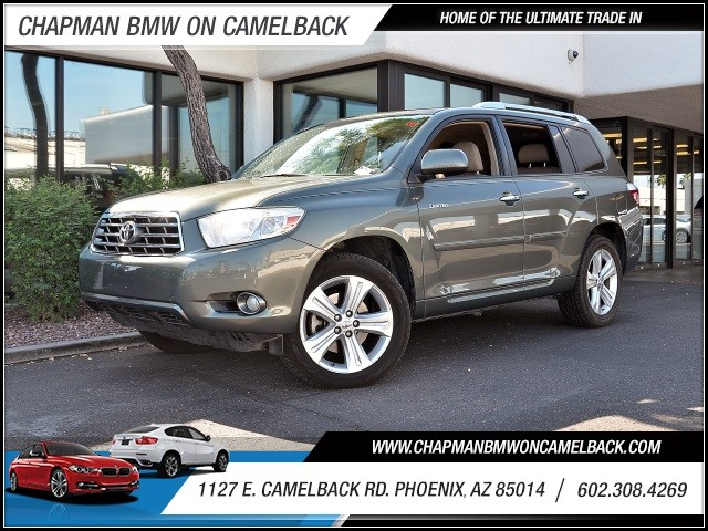 2008 Toyota Highlander Limited 97715 miles 602 385-2286 1127 E Camelback HOME OF THE ULTIMAT