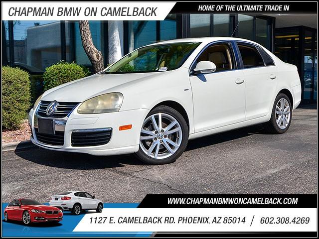 2007 Volkswagen Jetta Wolfsburg Edition PZEV 133458 miles 60238522861127 E Camelback Rd Cha