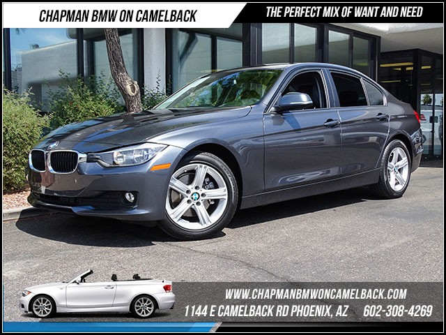 2015 BMW 3-Series Sdn 320i 12253 miles 1144 E Camelback Rd 6023852286Drive for a cure Even
