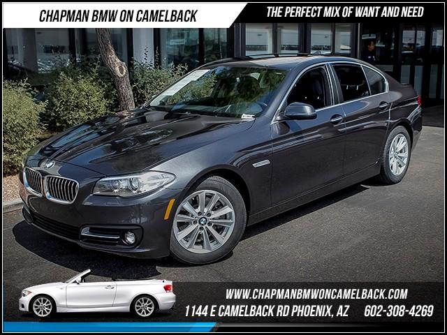 2015 BMW 5-Series 528i Driver Assist Pkg Nav 20352 miles 1144 E Camelback Rd 6023852286Dri