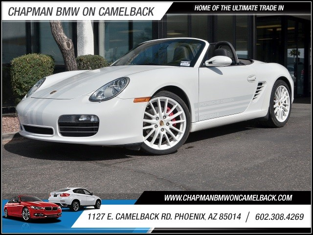 2008 Porsche Boxster Limited Edition S 59331 miles 602 385-2286 1127 E Camelback HOME OF THE
