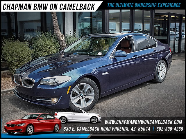 2013 BMW 5-Series 528i 29533 miles Premium Package Real time traffic Phone hands free Satellit