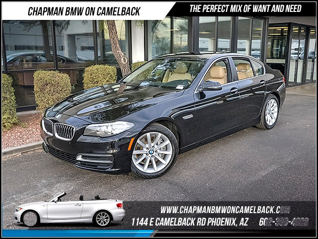 2014 BMW 5-Series 535i 22893 miles Satellite communications BMW Assist Wireless data link Blueto